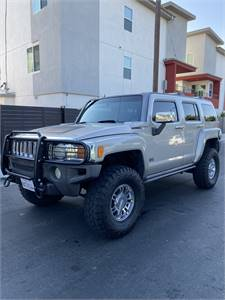 2007 Hummer H3 Clean Title and Smog